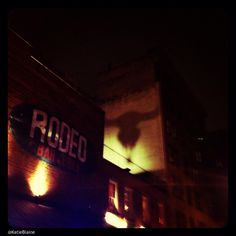 May 15: Live country music right here in NYC, Rodeo Bar