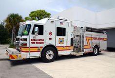 Boca Raton Fire Department Engine 6 http://setcomcorp.com/headsets.html