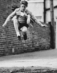Billy Elliot. An endearing story proving boys can dance.