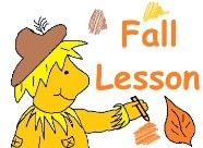 Fall Sunday School Lessons such as Acorn lesson, candy apple lesson, pumpkin lesson, candy corn lesson, corn lesson and more. Comes with  matching materials.