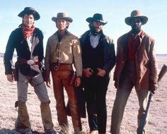 Silverado---- Best western ever!!  Kevin Costner, Scott Glenn, Kevin Costner, Danny Glover