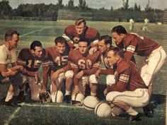 1950 Oklahoma Sooners National Champions and Coach Bud Wilkinson