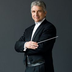 Fabulous conductor an Music Director of the RSNO Peter Oundjian     #conductor #orchestra #classicalmusic  © Sian Richards