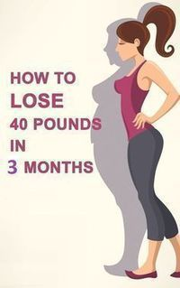 If you wonder how to lose 40 pounds in 3 months then read this article and follo. - If you wonder how to lose 40 pounds in 3 months then read this article and follo. If you wonder how to lose 40 pounds in 3 months then read this art. Fitness Workouts, Gewichtsverlust Motivation, Fitness Diet, Health Fitness, Motivation To Lose Weight, Weight Workouts, Fitness Plan, Weight Loss Meals, Weight Gain