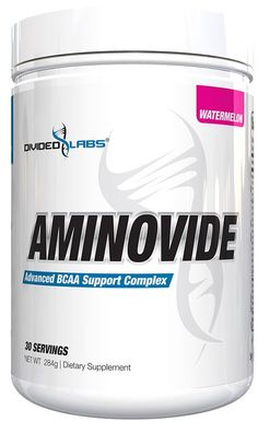 """Divided Labs Aminovide 30 Servings Watermelon"""