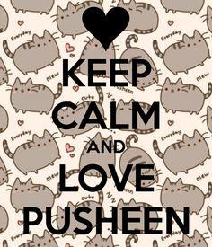 Самые популярные тэги этого изображения включают: pusheen и cat