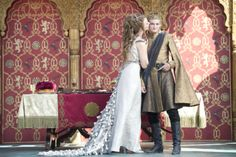 It's Game Of Thrones Wedding Dress We've All Been Waiting For!  #Refinery29