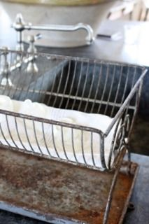 Will so be looking for this vintage drying rack at the 127 yard sale.