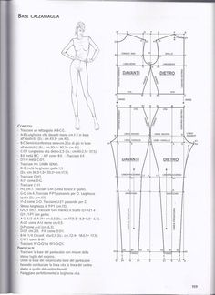 Base per manica calzamaglia