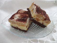 Trasené rezy Tiramisu, French Toast, Cheesecake, Baking, Breakfast, Ethnic Recipes, Food, Gardening, Basket