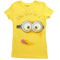 Despicable Me t-shirt Despicable Me t-shirt in like new condition! Shirt says it's a 2XL but after washing it fits like a XL or will even fit a large. Tops Tees - Short Sleeve