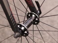 Axis 4.0 Wheels, lightweight and reliable! NOW SOLD!