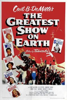 Click to View Extra Large Poster Image for The Greatest Show on Earth
