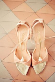 chanel shoes!