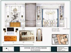 As an interior design student, I am constantly working on design projects! Here is where I keep them all filed. Click on the project to lea...
