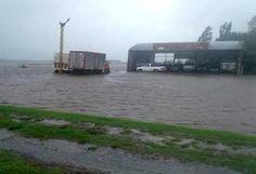Santa Fe: cientos de evacuados y rutas cortadas a raíz de las inundaciones - Sociedad | La Gaceta