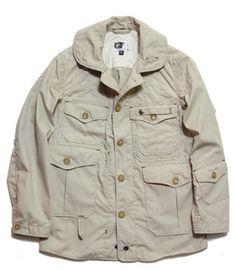 Engineered Garments  Cruiser Jacket