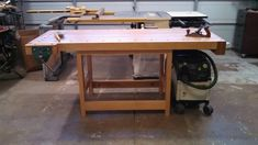 """My first attempt at a """"real"""" workbench"""