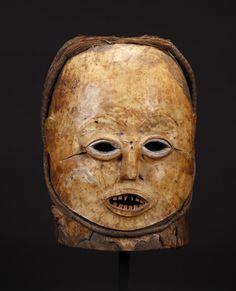 AF564: Witakum Mask published 1971
