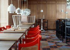 (Mathias Dahlgren Matsalen at Grand Hotel Stockholm by Studio Ilse)