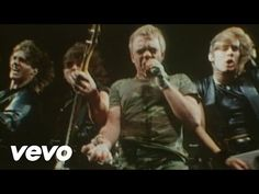 Accept - Balls to the Wall - YouTube