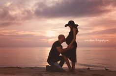 South Florida Maternity Photography Session