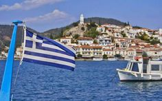 Greece and the Meditarrenean Sea Athens Map, Greek Flag, Acropolis, Travel Agency, Mario, Tours, Island, Sea, Building