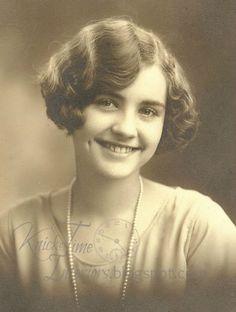 Portrait c.1920s