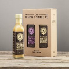 The Whisky Sauce Company