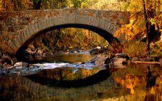 high resolution wallpapers widescreen bridge