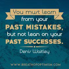 #mistakes #failure #motivation http://www.breathofoptimism.com/