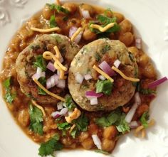 Aloo Tikki a popular street food in India