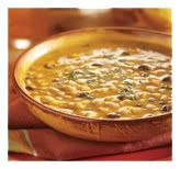 White Mexican Bean Soup