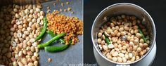 Easy peanut chutney recipe (Without coconut) Peanut Chutney, Coconut Chutney, Coconut Recipes, Healthy Recipes, Healthy Food, Green Chilli, Chutney Recipes, Roasted Peanuts, Curry Leaves