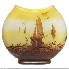 Vase sold by William Doyle Galleries, New York, on Wednesday, February 18, 2015