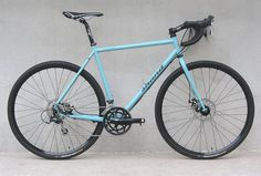 Stoater : disc brake allroad touring bike – Shand Cycles