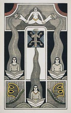 A Fonte - Gilvan Samico Arte Popular, Art And Illustration, La Madone, Occult Art, Tarot, Hindu Art, Psychedelic Art, Gravure, Oeuvre D'art