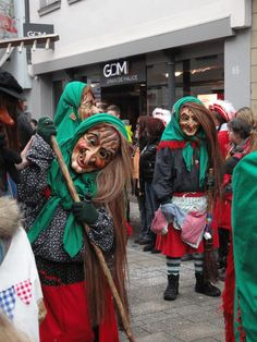 FASCHING-Germany - The carnival session begins each year on Nov. 11 at 11:11 a.m. and finishes on Ash Wednesday. Most festivities happen around Rosenmontag (Rose Monday); this time is also called the Fifth Season.