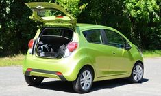 Cheap New 2013 Car Under $13000 Small & Efficient: Chevrolet Spark