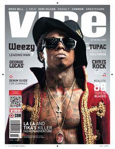 Celebrity Portraits by Alberto Oviedo Lil Wayne.hands down ugliest dude. Vibe Magazine, Black Magazine, Lil Weezy, Keri Hilson, Best Rapper Alive, Pusha T, Fly Guy, Chris Rock, I Love Music