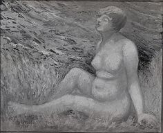 Adelaide Milton DeGroot Bain de Soleil 1930, oil. Met Museum. Gift of the artist, 1967. Accession number 213.