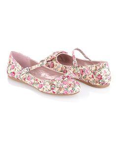 Floral Flats $16.80