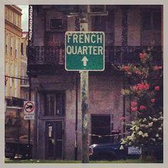 2014 - New Orleans, LA...going again for Jazz Fest, can't wait! ✔️✔️