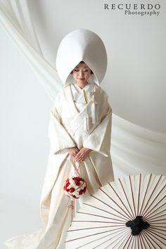 文金高島田 #kimono #wedding