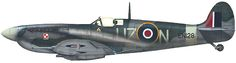 P.o.Pietrzak 306 Sq. He shot down five-hundredth aircraft 31.XII.1943 500  for PAF