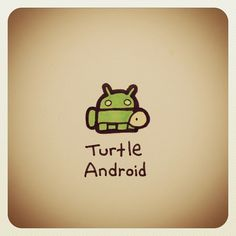 Turtle Android #turtleadayjuly - @turtlewayne- #webstagram