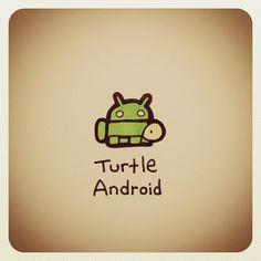 Turtle Android #turtleadayjuly - @turtlewayne- #webstagram