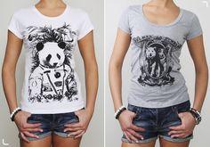 3VERI - бренд Ромы Зверя #3veri #roma #tshirt #panda #belkastrelka #girl #lord   #print #killamaninyou #alexeyazarov #azart #moscow