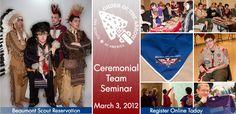 Ceremonial Team Seminar 2012