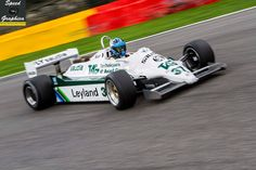 Williams FW07-C - Christophe d'Ansembourg - FIA Masters Historic F1 Championship - Spa Six Hours 2015